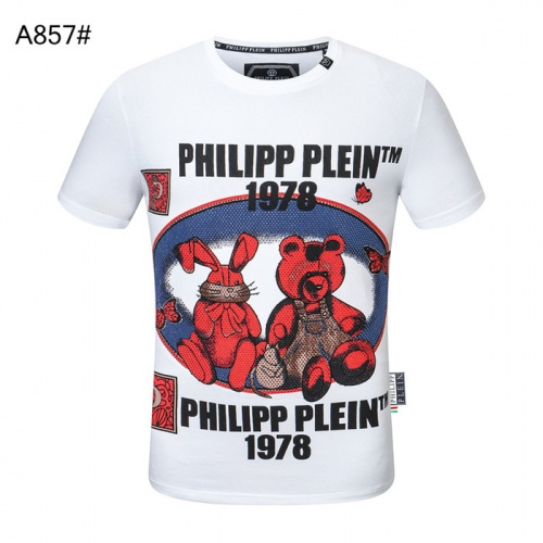 Philipp Plein PP T-Shirts Short Sleeved For Men #843267