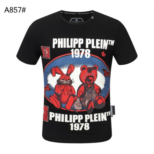 Philipp Plein PP T-Shirts Short Sleeved For Men #843268