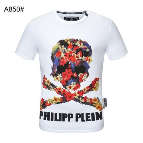 Philipp Plein PP T-Shirts Short Sleeved For Men #843272