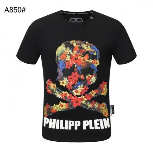 Philipp Plein PP T-Shirts Short Sleeved For Men #843273