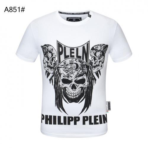Philipp Plein PP T-Shirts Short Sleeved For Men #843274