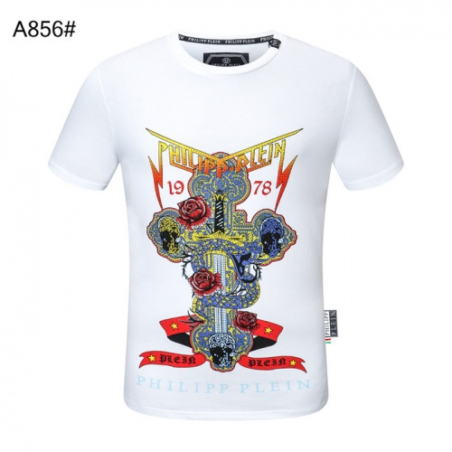 Philipp Plein PP T-Shirts Short Sleeved For Men #843277