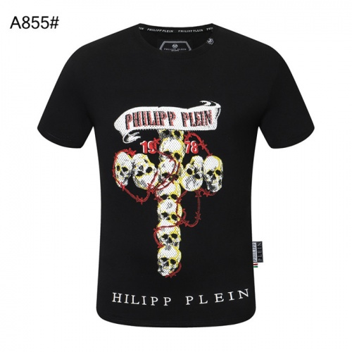 Philipp Plein PP T-Shirts Short Sleeved For Men #843278
