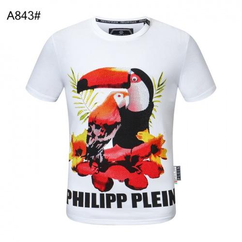 Philipp Plein PP T-Shirts Short Sleeved For Men #843282