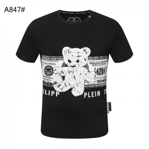 Philipp Plein PP T-Shirts Short Sleeved For Men #843285
