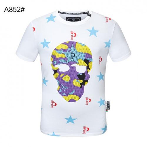 Philipp Plein PP T-Shirts Short Sleeved For Men #843286
