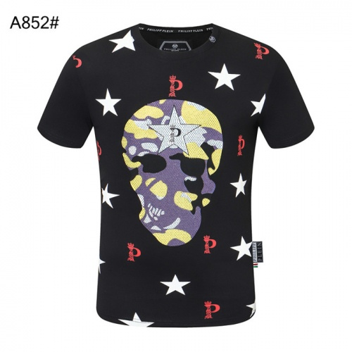 Philipp Plein PP T-Shirts Short Sleeved For Men #843287