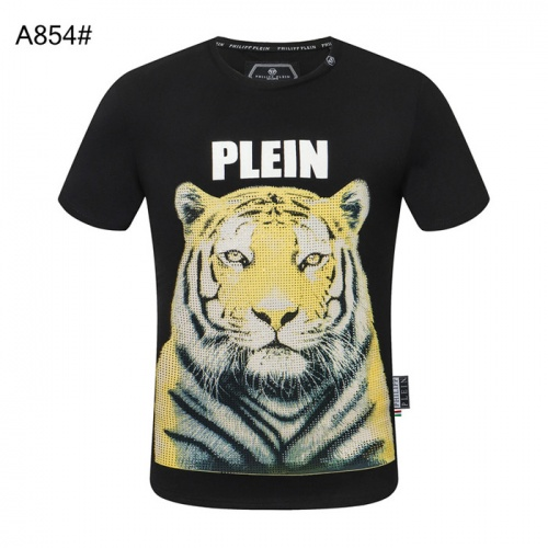 Philipp Plein PP T-Shirts Short Sleeved For Men #843288