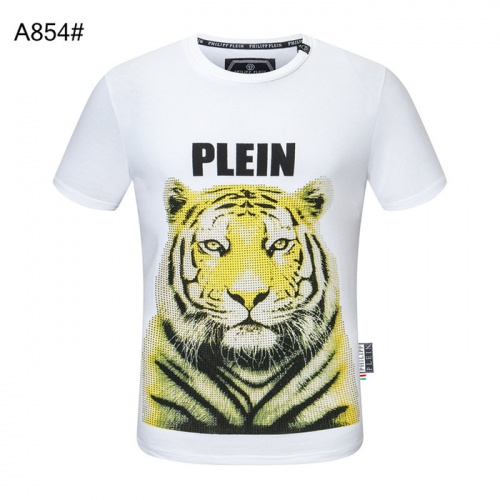 Philipp Plein PP T-Shirts Short Sleeved For Men #843289