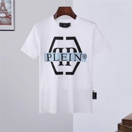 Philipp Plein PP T-Shirts Short Sleeved For Men #843296