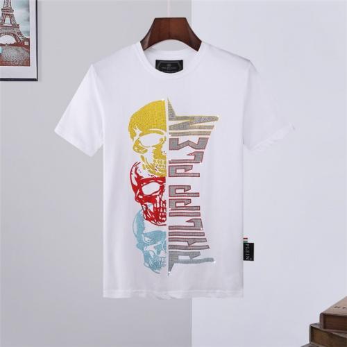 Philipp Plein PP T-Shirts Short Sleeved For Men #843298