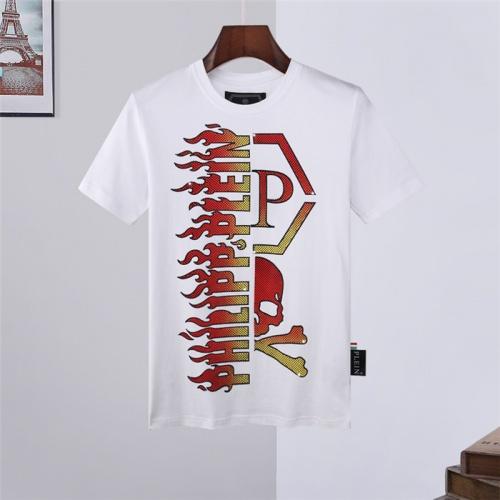 Philipp Plein PP T-Shirts Short Sleeved For Men #843303