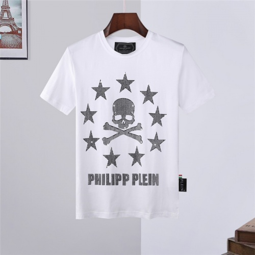Philipp Plein PP T-Shirts Short Sleeved For Men #843305