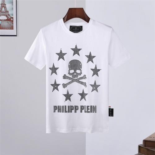 Philipp Plein PP T-Shirts Short Sleeved For Men #843305