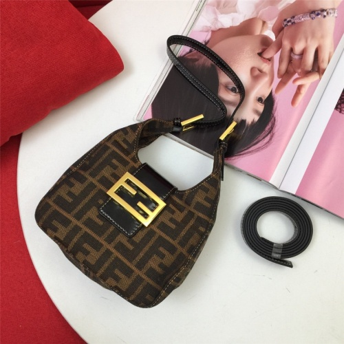 Fendi AAA Messenger Bags For Women #843338