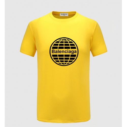 Balenciaga T-Shirts Short Sleeved For Men #843370