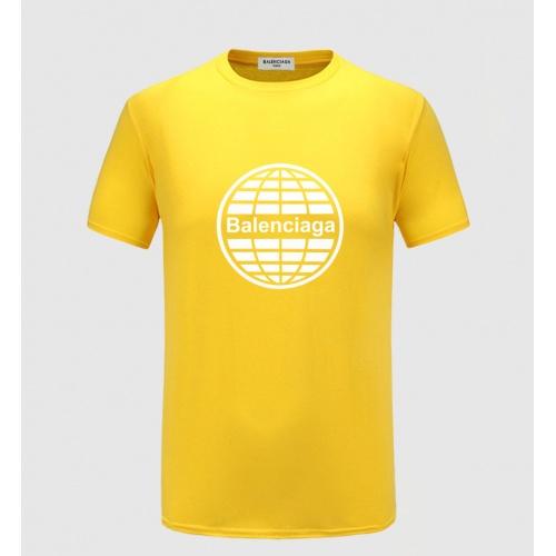 Balenciaga T-Shirts Short Sleeved For Men #843371