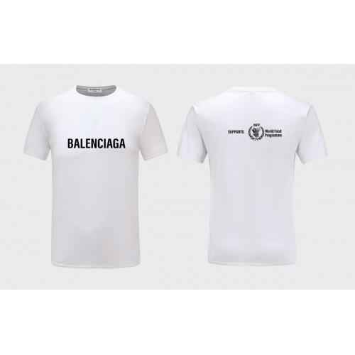 Balenciaga T-Shirts Short Sleeved For Men #843375