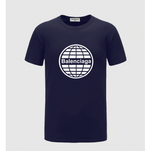 Balenciaga T-Shirts Short Sleeved For Men #843380