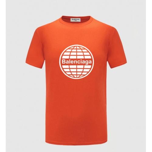 Balenciaga T-Shirts Short Sleeved For Men #843385