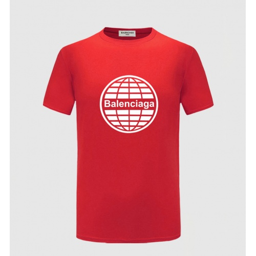Balenciaga T-Shirts Short Sleeved For Men #843388
