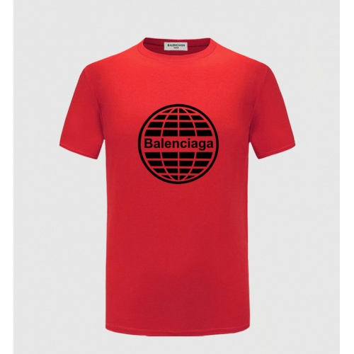Balenciaga T-Shirts Short Sleeved For Men #843389