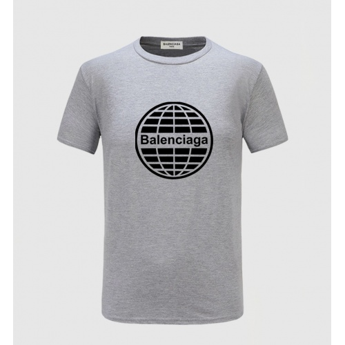 Balenciaga T-Shirts Short Sleeved For Men #843392