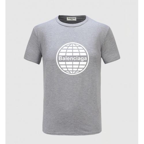 Balenciaga T-Shirts Short Sleeved For Men #843393