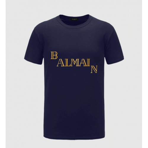 Balmain T-Shirts Short Sleeved For Men #843399