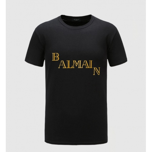 Balmain T-Shirts Short Sleeved For Men #843400