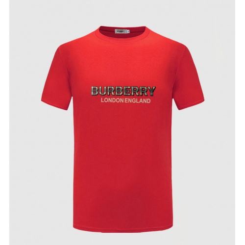 Burberry T-Shirts Short Sleeved For Men #843418