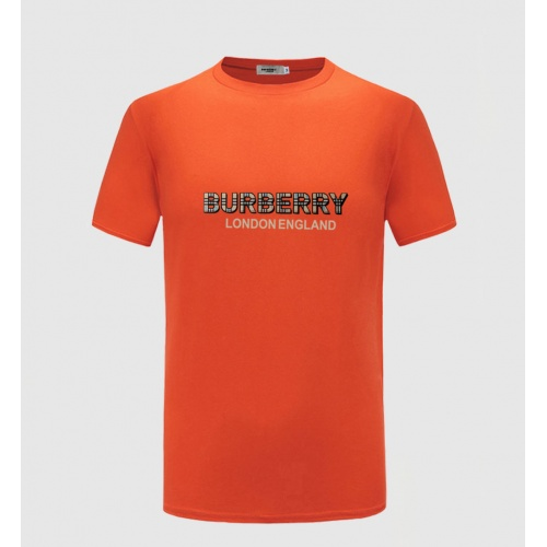 Burberry T-Shirts Short Sleeved For Men #843428