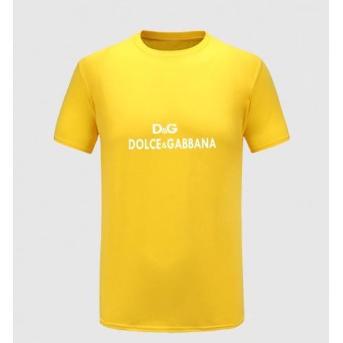 Dolce & Gabbana D&G T-Shirts Short Sleeved For Men #843460 $27.00 USD, Wholesale Replica Dolce & Gabbana D&G T-Shirts