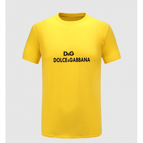 Dolce & Gabbana D&G T-Shirts Short Sleeved For Men #843462 $27.00 USD, Wholesale Replica Dolce & Gabbana D&G T-Shirts