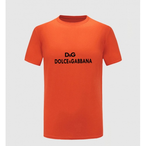 Dolce & Gabbana D&G T-Shirts Short Sleeved For Men #843468 $27.00 USD, Wholesale Replica Dolce & Gabbana D&G T-Shirts