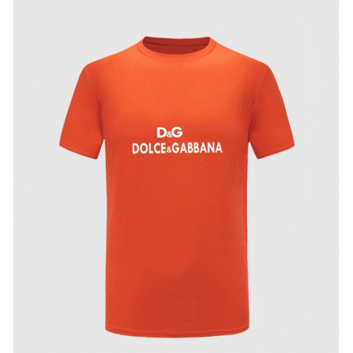 Dolce & Gabbana D&G T-Shirts Short Sleeved For Men #843469 $27.00 USD, Wholesale Replica Dolce & Gabbana D&G T-Shirts
