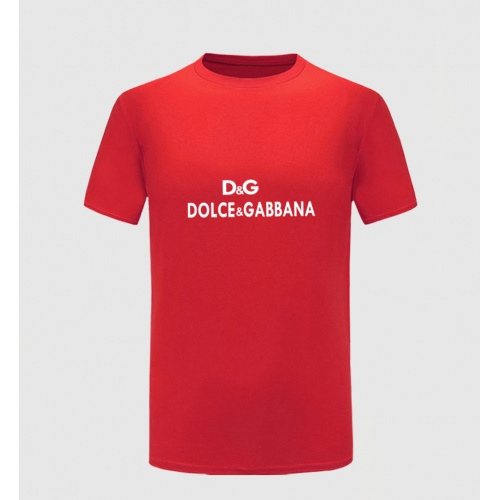 Dolce & Gabbana D&G T-Shirts Short Sleeved For Men #843471