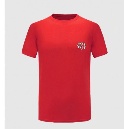 Dolce & Gabbana D&G T-Shirts Short Sleeved For Men #843472 $27.00 USD, Wholesale Replica Dolce & Gabbana D&G T-Shirts