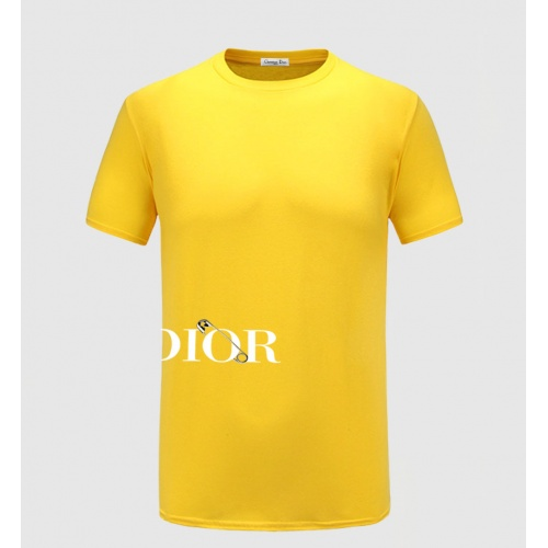 Christian Dior T-Shirts Short Sleeved For Men #843481