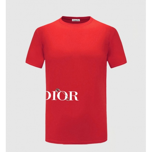 Christian Dior T-Shirts Short Sleeved For Men #843483