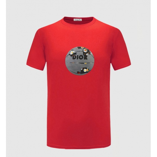 Christian Dior T-Shirts Short Sleeved For Men #843484