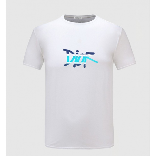 Christian Dior T-Shirts Short Sleeved For Men #843486