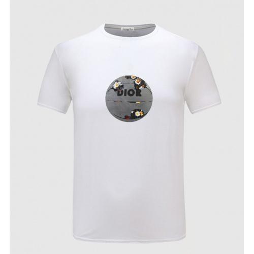 Christian Dior T-Shirts Short Sleeved For Men #843487