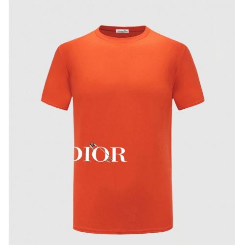 Christian Dior T-Shirts Short Sleeved For Men #843488
