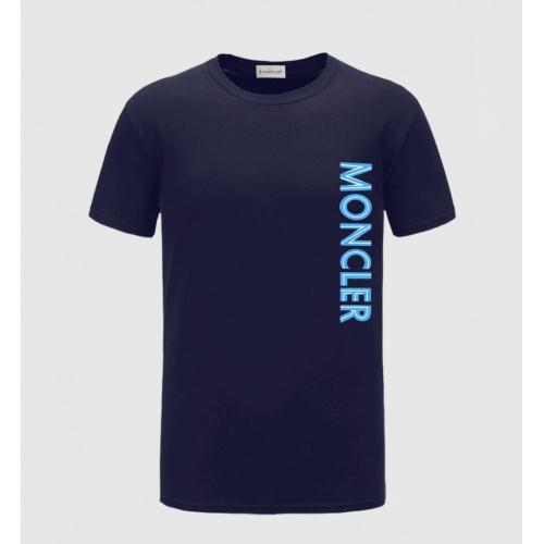 Moncler T-Shirts Short Sleeved For Men #843559