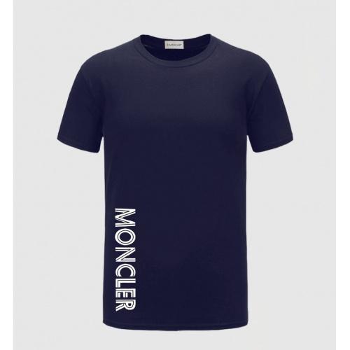 Moncler T-Shirts Short Sleeved For Men #843560