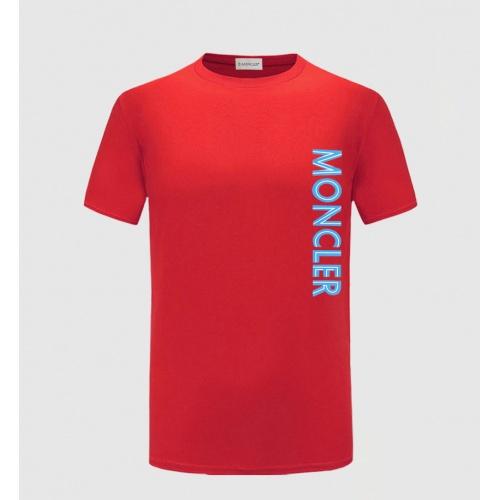 Moncler T-Shirts Short Sleeved For Men #843569