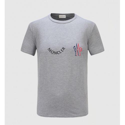 Moncler T-Shirts Short Sleeved For Men #843570