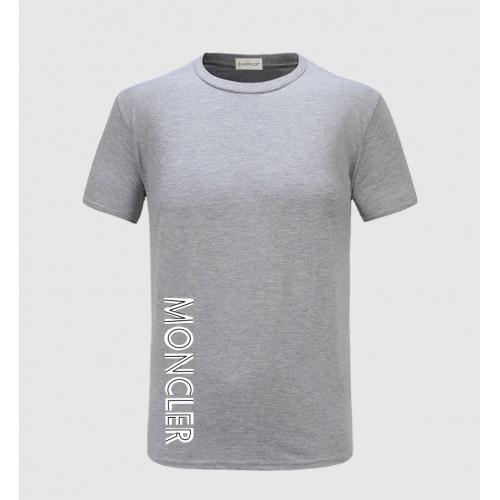 Moncler T-Shirts Short Sleeved For Men #843572