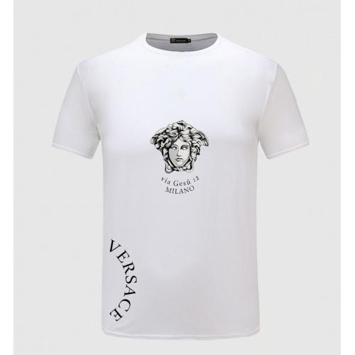 Versace T-Shirts Short Sleeved For Men #843593
